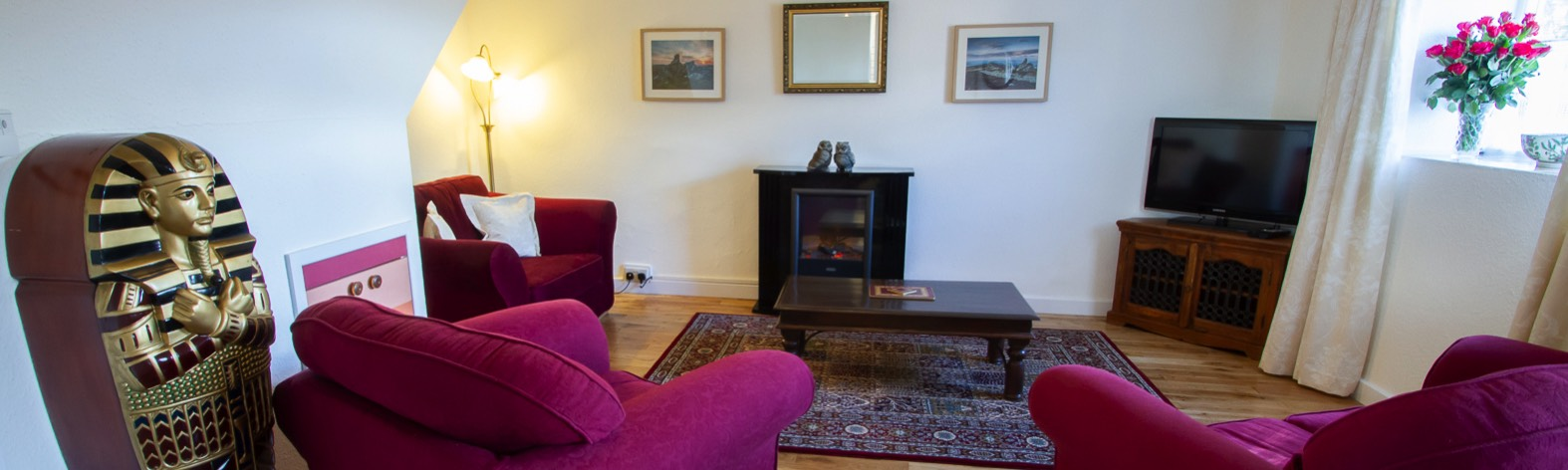 The Old Chapel, Self Catering, Stiperstones Shropshire